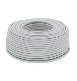VMVL kabel weiß 3x1,5² mm 100 mtr KEMA-genehmigt