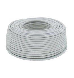 VMVL kabel weiß 3x2,5² mm 100 mtr KEMA-genehmigt