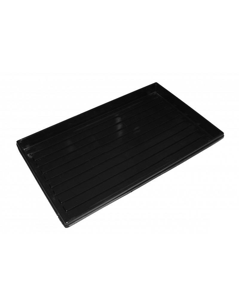 Tray für 84 Stück 4x4 cm Steinwolleblock offen