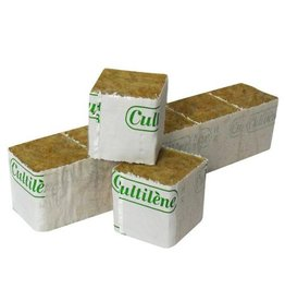 Cultilene Steinwolleblöcke 4x4 cm 2700 Stk. P/box