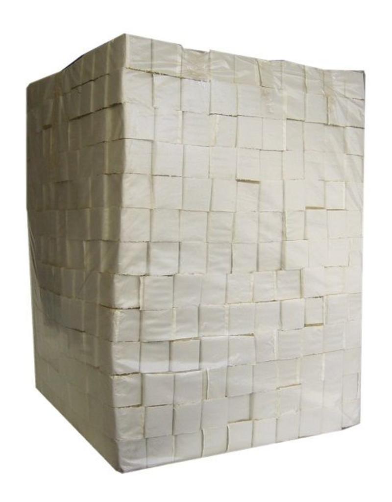 Stekblok 4x4 witmerk 1300 st. p/ zak