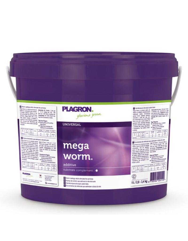 Plagron Mega worm (wormenmest) 5 ltr