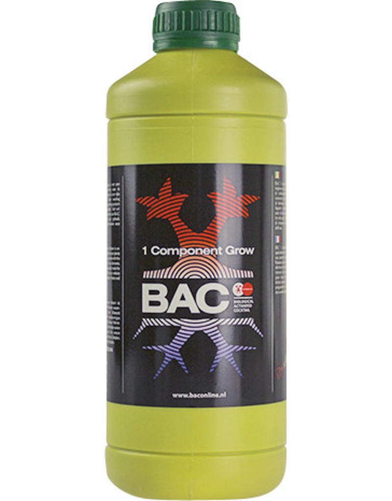 B.A.C. 1 component Groei 1 ltr