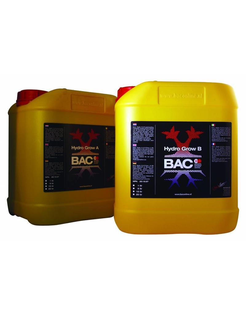 B.A.C. Hydro Groei A+B 5 ltr