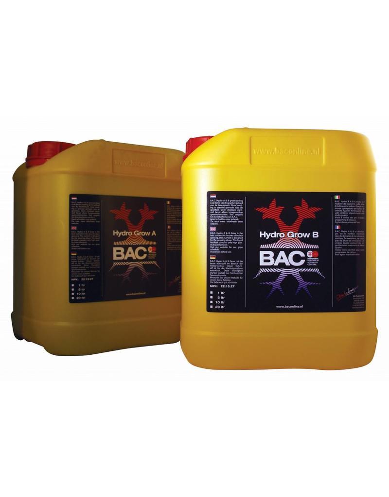 B.A.C. Hydro Groei A+B 10 ltr