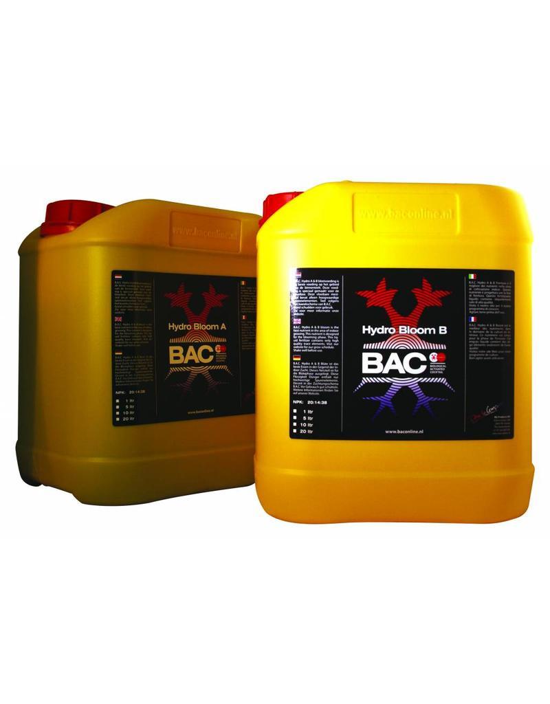 B.A.C. Hydro Bloei A+B 5 ltr