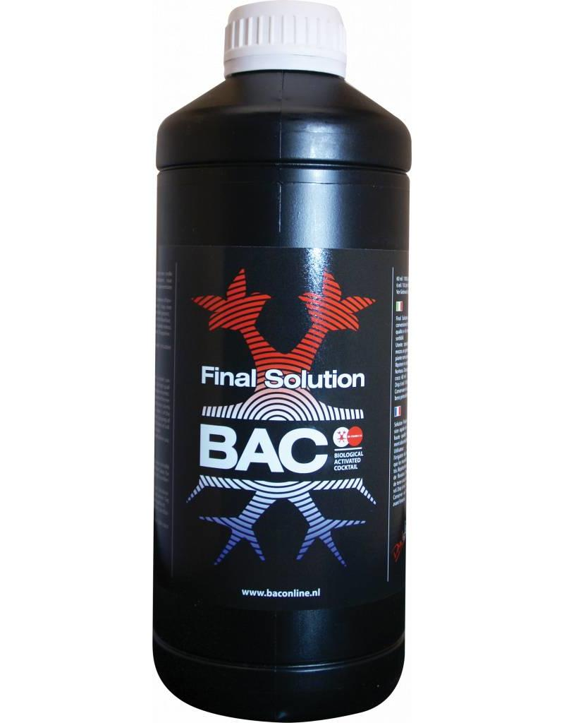 B.A.C. The Final Solution 1 ltr