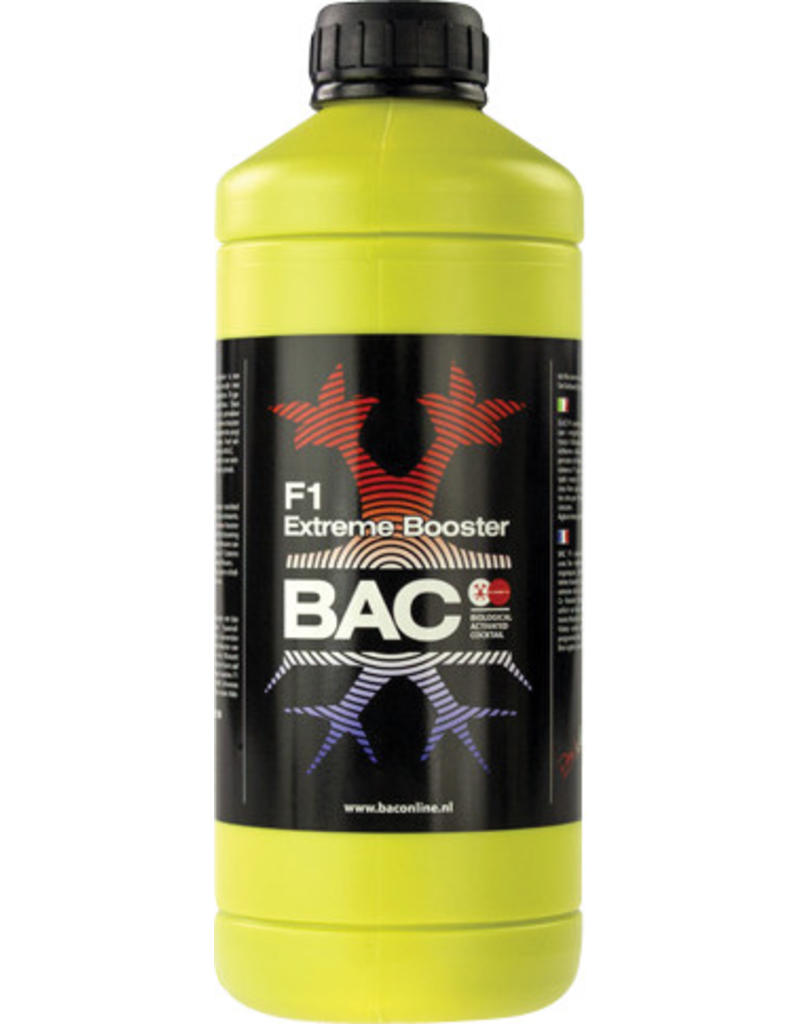 B.A.C. F1 Extreme Booster 1 ltr
