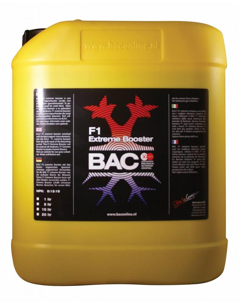 B.A.C. F1 Extreme Booster 5 ltr