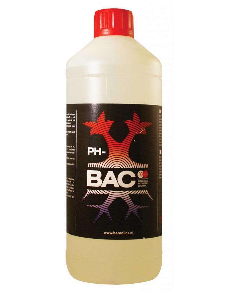 B.A.C. pH - 1 component 1 ltr (salpeter)