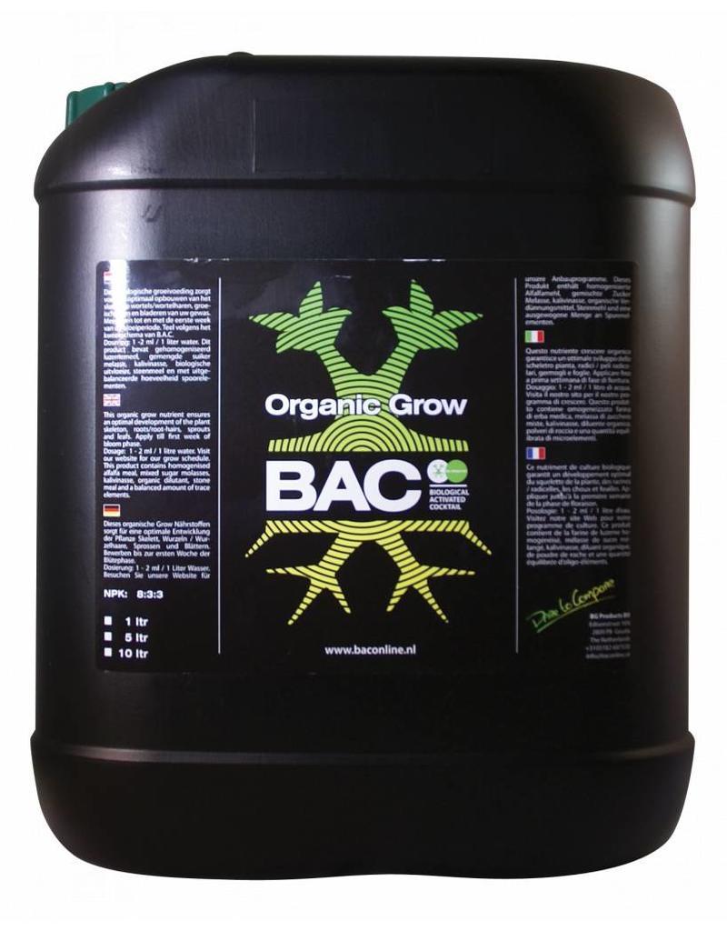 B.A.C. Organic Grow 5 ltr