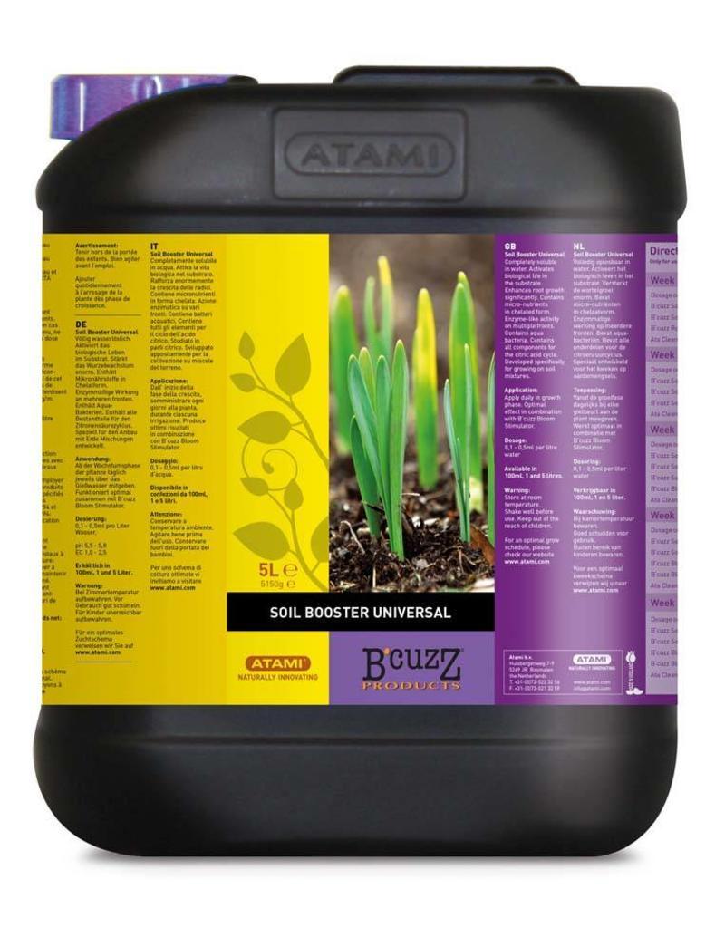 Atami B'cuzz Soil Booster universal 5 ltr