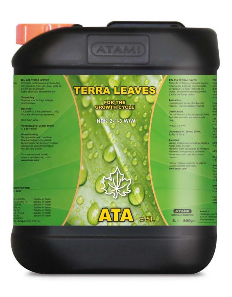 Atami B'cuzz ATA-Terra Leaves 5 ltr