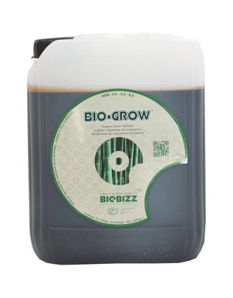 Biobizz Biobizz Bio-Grow 10 ltr