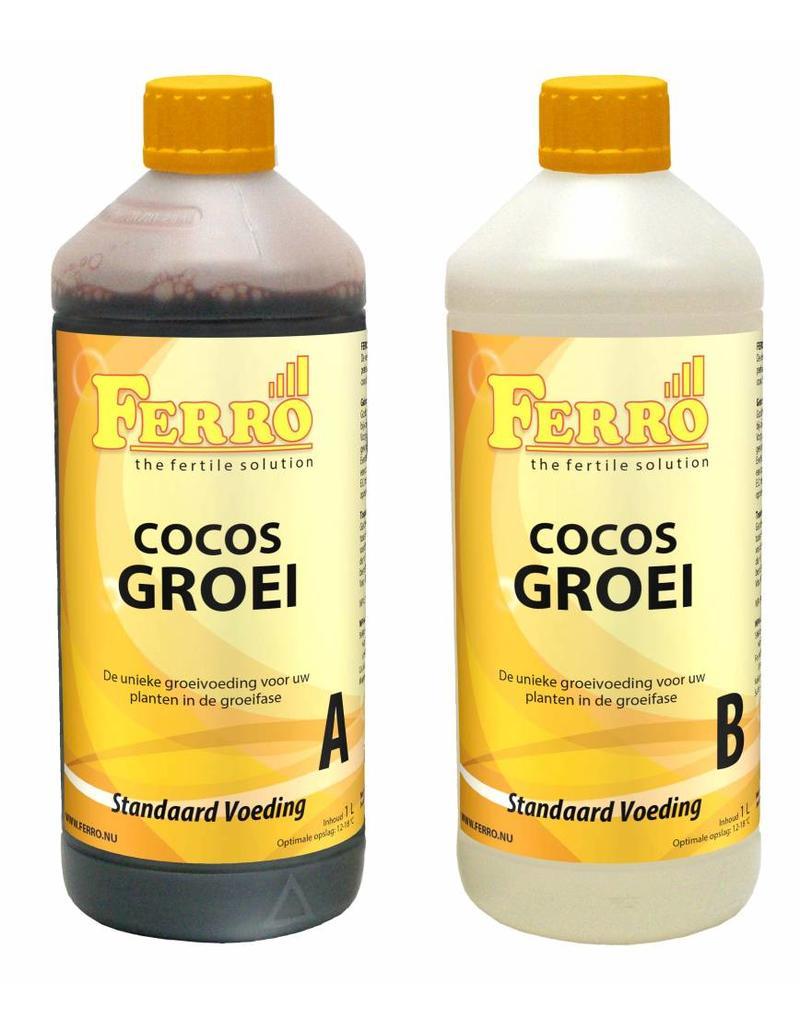 Ferro Cocos Groei A+B 1 ltr