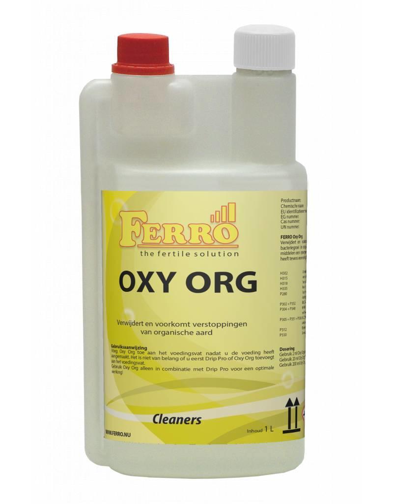 Ferro Oxy Organisch Cleaner 1 ltr