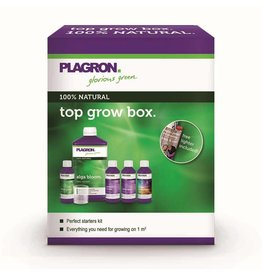 Plagron Top-Growbox 100% Natural Starterset