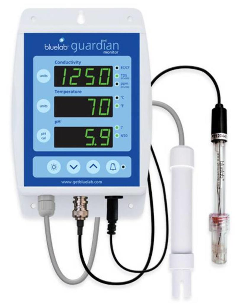 Bluelab Guardian pH- en EC-monitor continu-meter