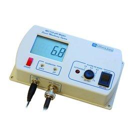 Milwaukee MC 110 pH continu monitor