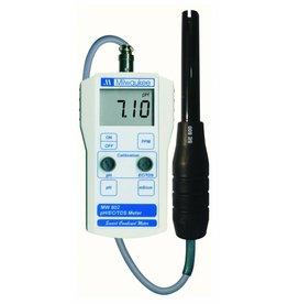 Milwaukee MW802 combi meter pH/EC
