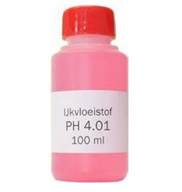 Ijkvloeistof pH 4.01 100 ml