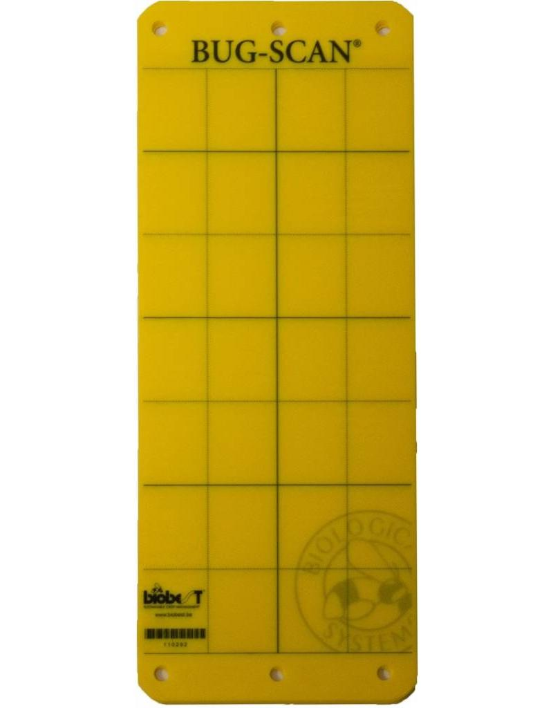 Vangstrook geel 10 st. p/ pakket