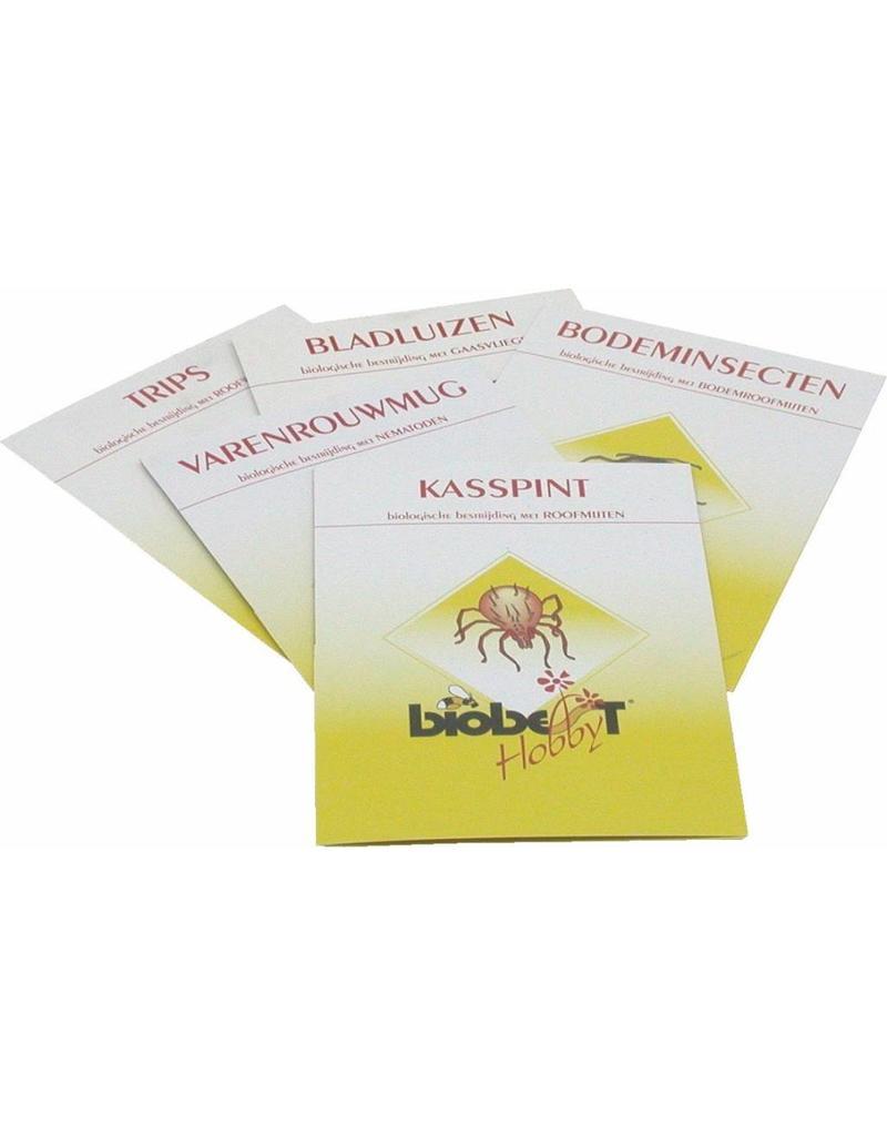 Bio Best Grondroofmijt (tegen alle bodeminsecten)
