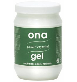 Ona Gel Polar Crystal 1 ltr pot