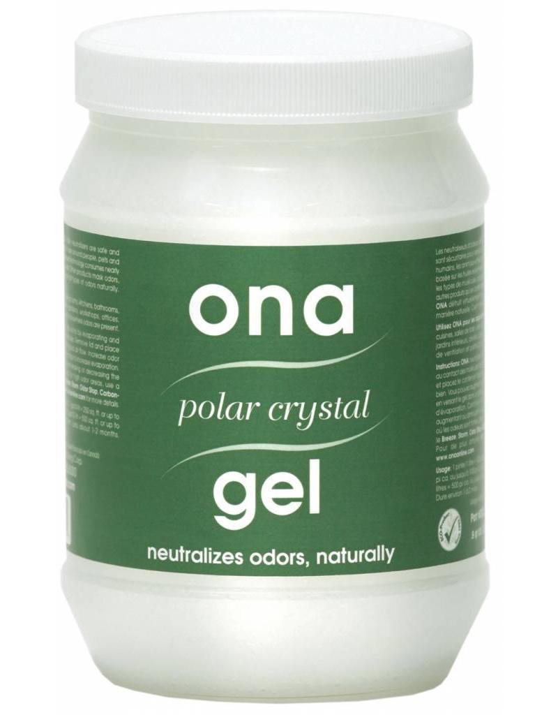 Ona Ona Gel Polar Crystal 1 ltr pot