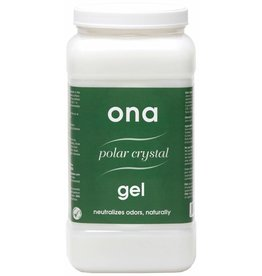 Ona Gel Polar Crystal 4 ltr pot