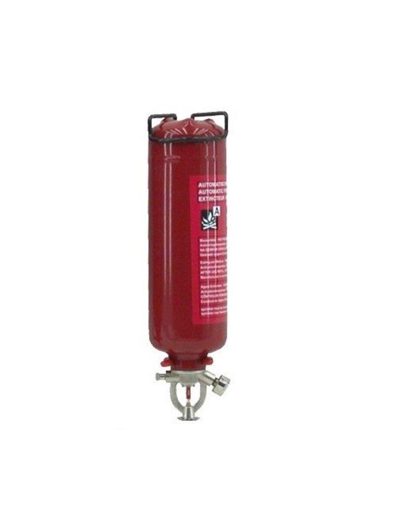 Brandblusser poeder 1 kg automatisch