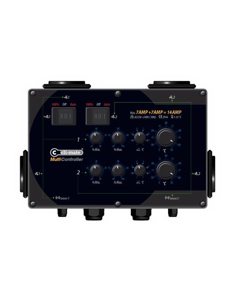 Cli-Mate Cli-Mate Multi-controller 7+7 A