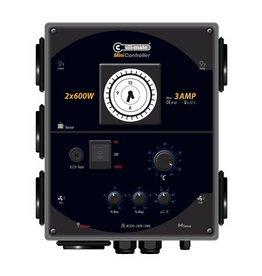 Cli-Mate Mini-Controller 3A 2x600W