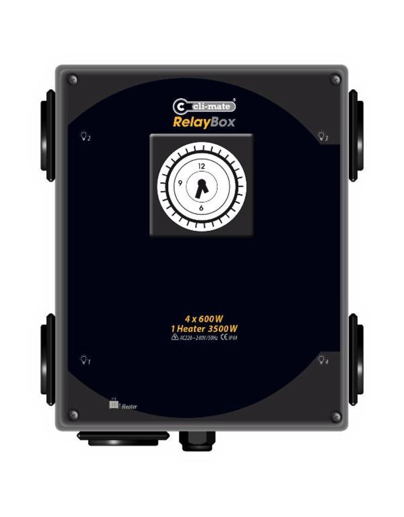 Cli-Mate Cli-Mate VOI-Box 4 x 600 W + kachelcontact