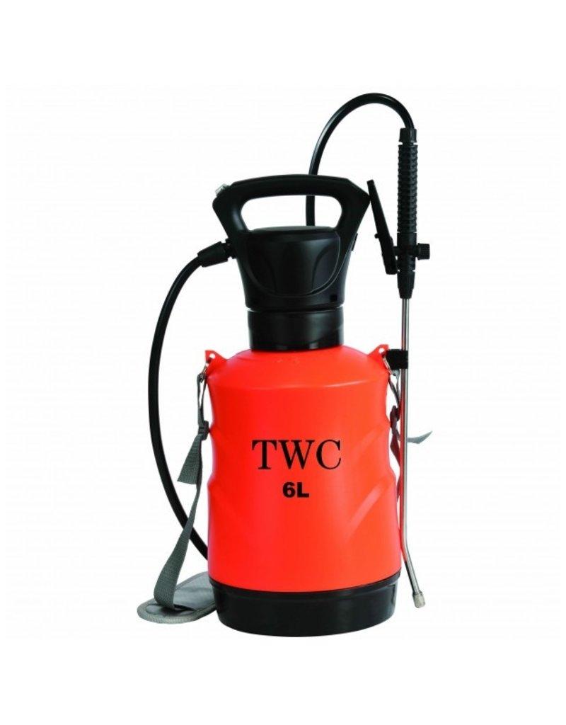 TWC Accu Druksproeier 6 Liter