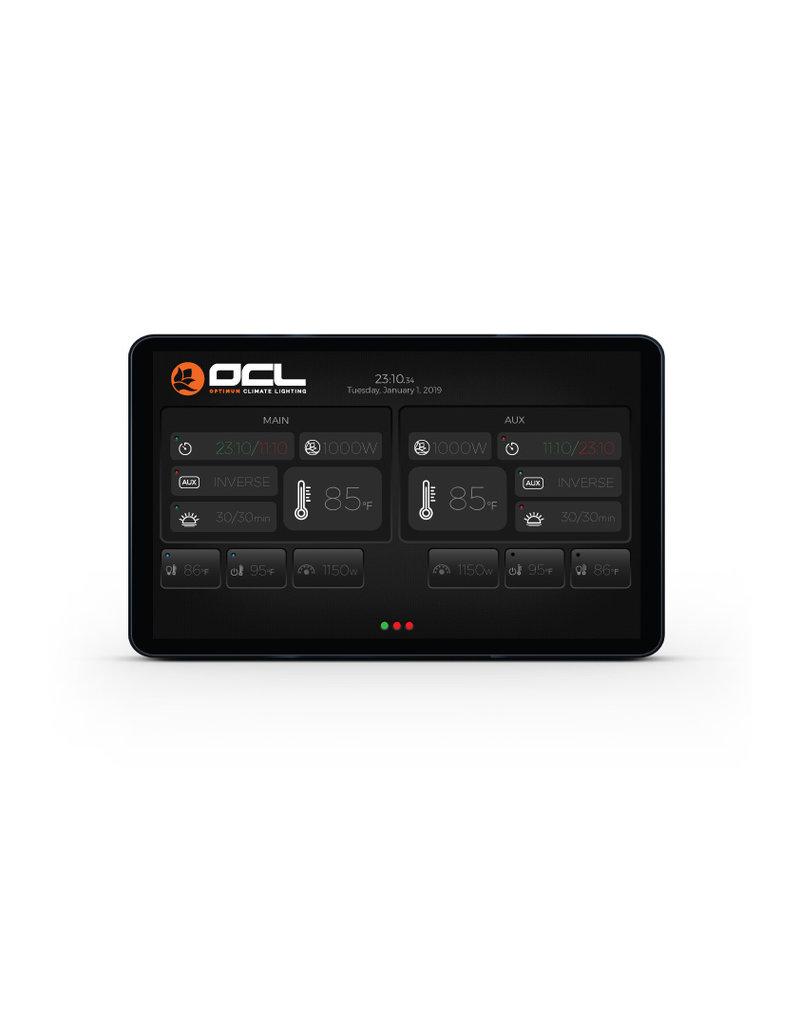 OCL OCL Touch Screen Controller