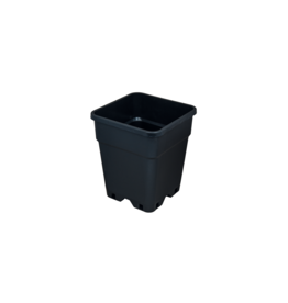 Kweekpot 7 liter vierkant 20x20x25 cm