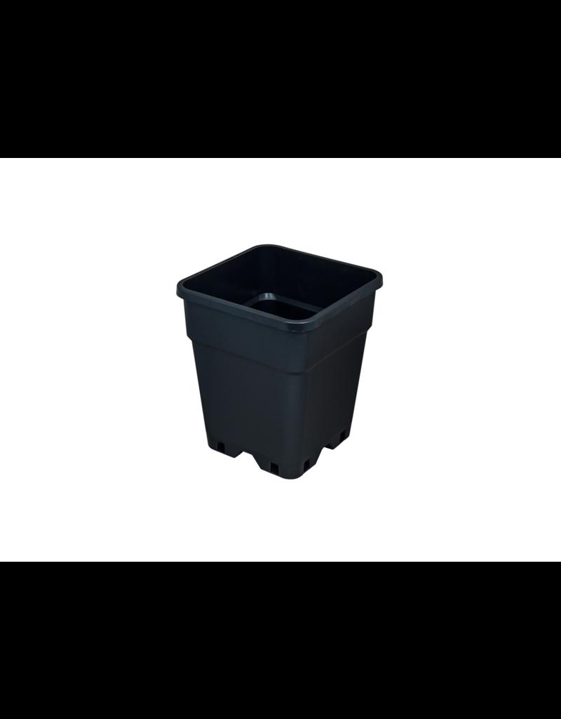 Pot Senkap PP 7 ltr vierkant 20x20x25 cm