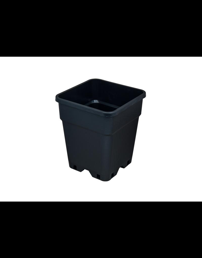 Kweekpot 14 liter vierkant 28,5x28,5x28 cm