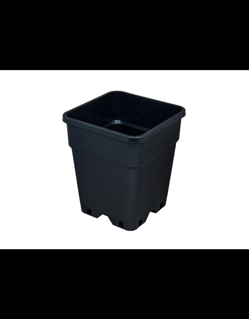 Kweekpot 18 liter vierkant 30,5x30,5x31,5 cm