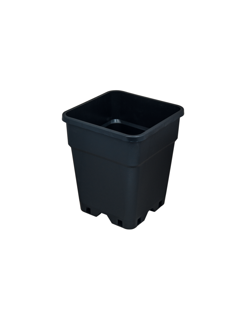 Topf 18 liter Viereckig 30,5x30,5x31,5 cm