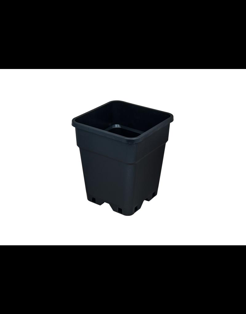 Pot Senkap PP 11 ltr vierkant 24x24x28 cm