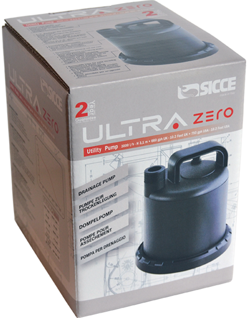 Sicce Sicce Ultra Zero 1600 3000 ltr/uur