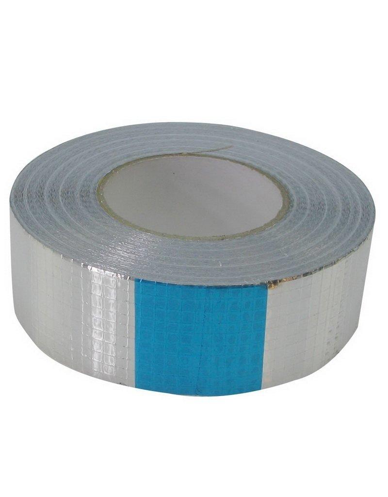 Aluminiumtape 50 mm x 50 mtr versterkt