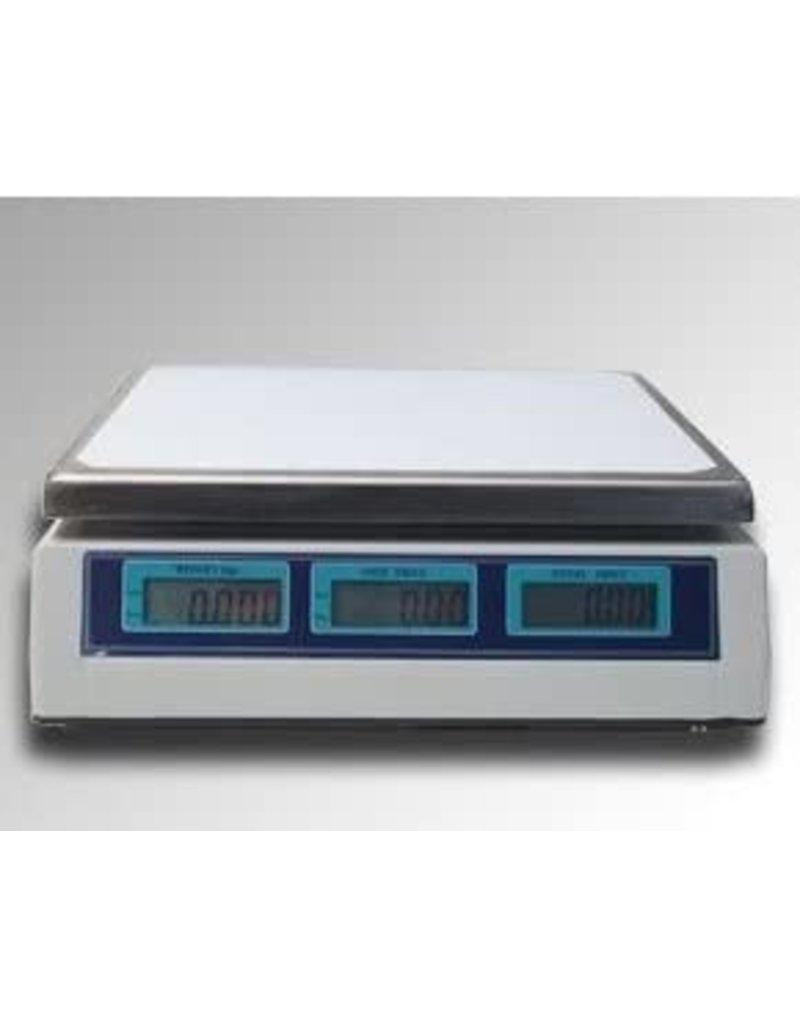 Weegschaal 0-30kg / 1g