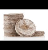 Jiffy plug geperst 41 mm 1000 st. p/doos