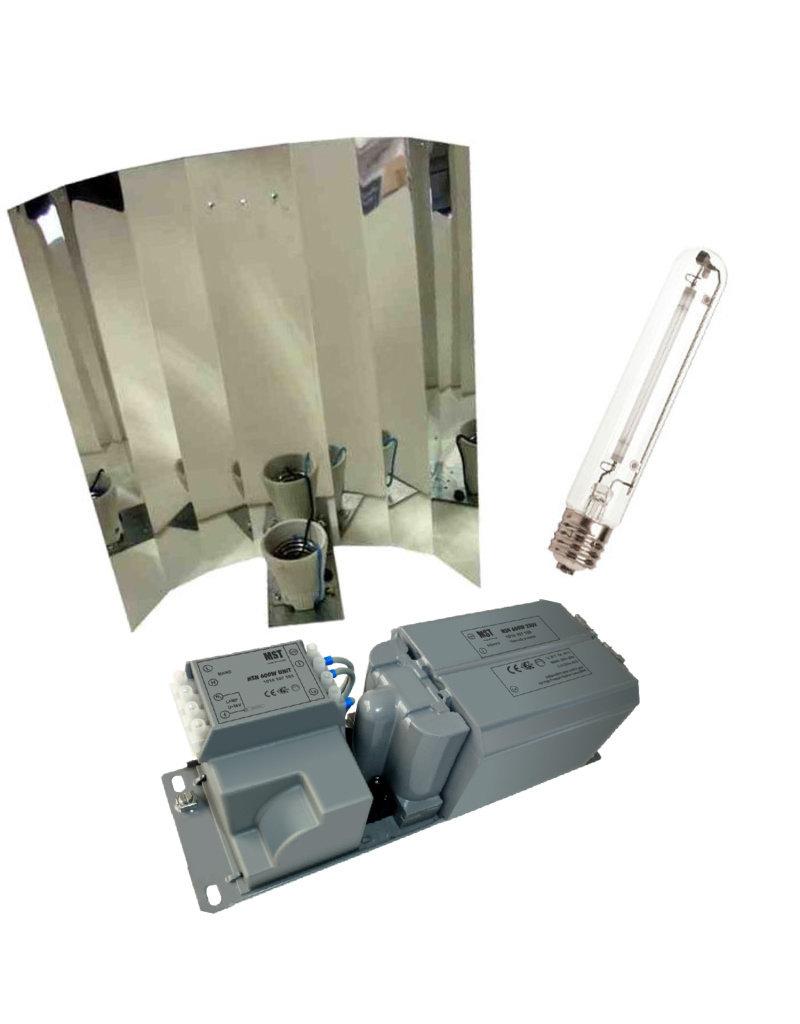 Zelfbouwset 600 W  - MST - Osram Nav-T