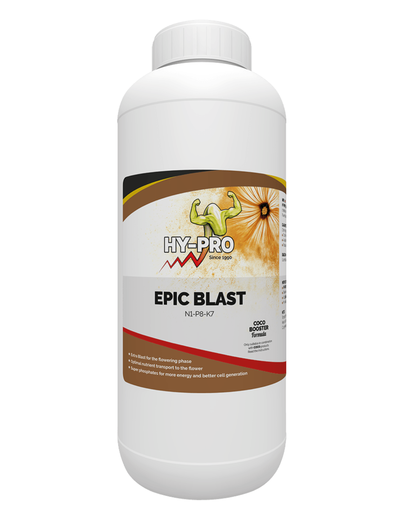 Hy-Pro Hy-Pro Coco Epic Blast 1 ltr