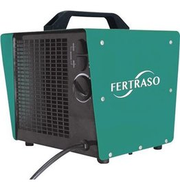 Fertraso Fertraso Ventilatorkachel 3 KW