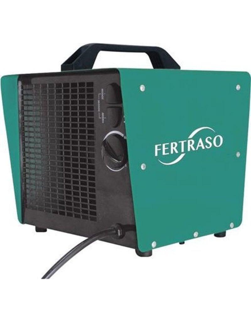 Fertraso Fertraso Ventilatorkachel 3 KW